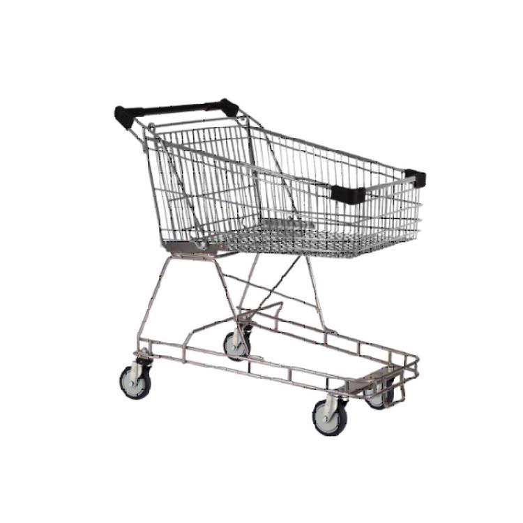 Four wheels shopping trolley
