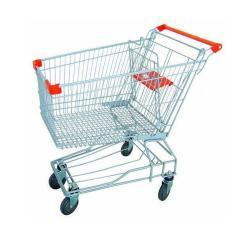 Asian style heavy duty shopping cart